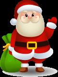 Santa Claus Mercure Hyde Park