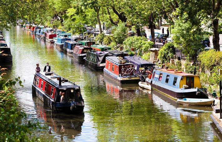 Little Venice London Boat